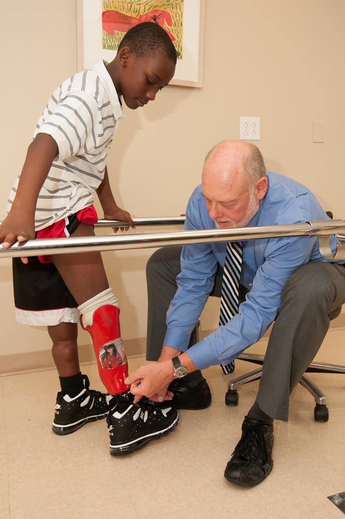 Pediatric Prosthetics Information for Parents   Boston O&P