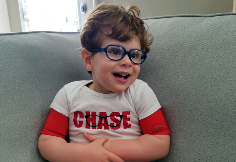 Unstoppable Chase and His Spina Bifida Journey