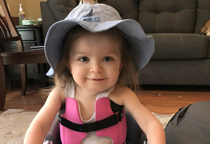 New Treatments for SMA Offer Hope for Ava